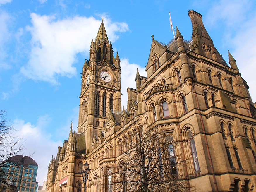 International Internships in Manchester UK - University - CRCC Asia