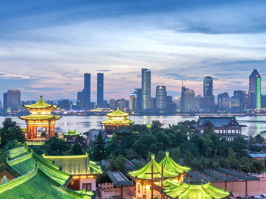 Shenzhen internship programs