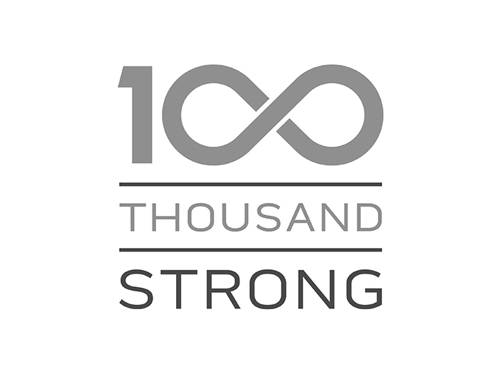 100-strong