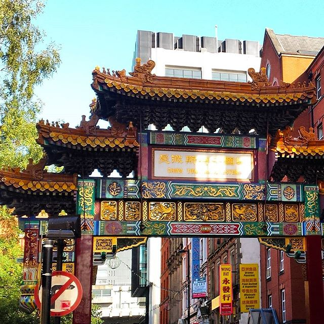 Chinatown in Manchester - how do we choose a new Internship Program Locations