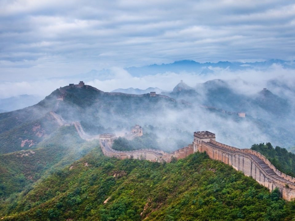 The Great Wall - Top 10 Travel Destinations for Interns in China