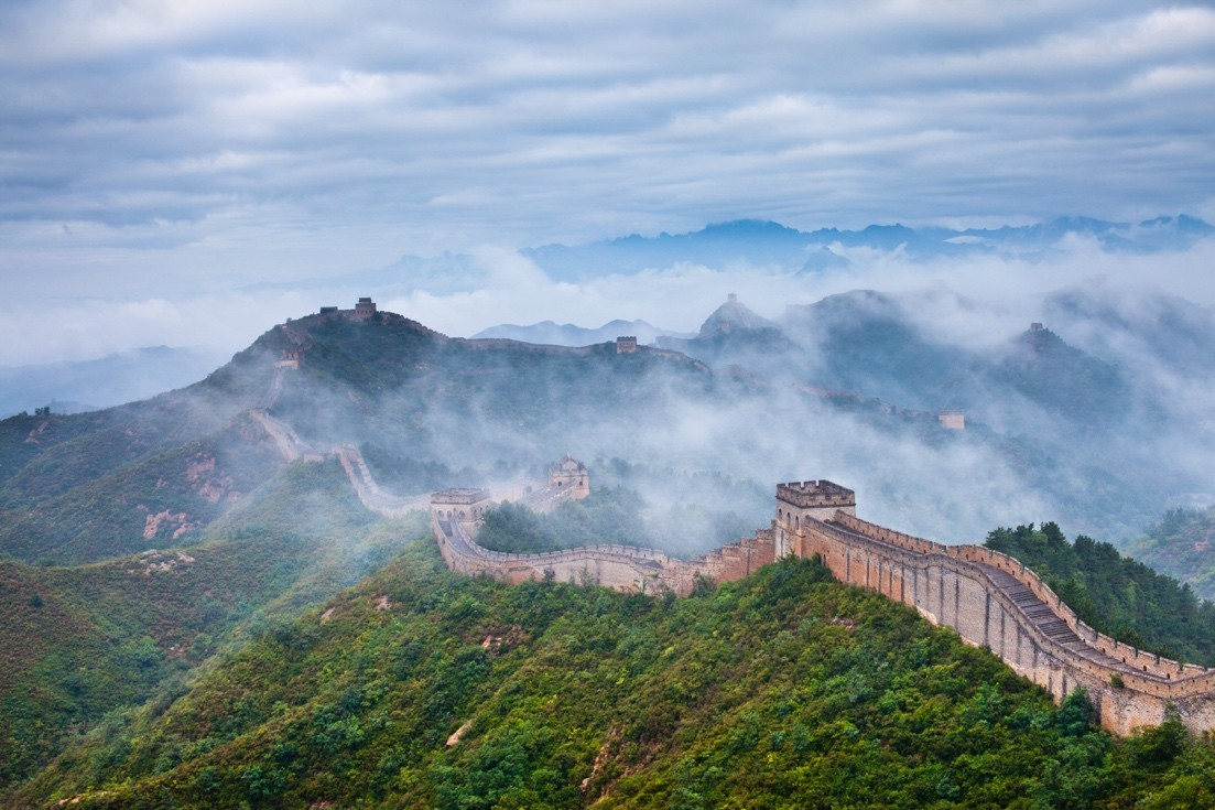 Top 10 Travel Destinations for Interns in China - The Great Wall