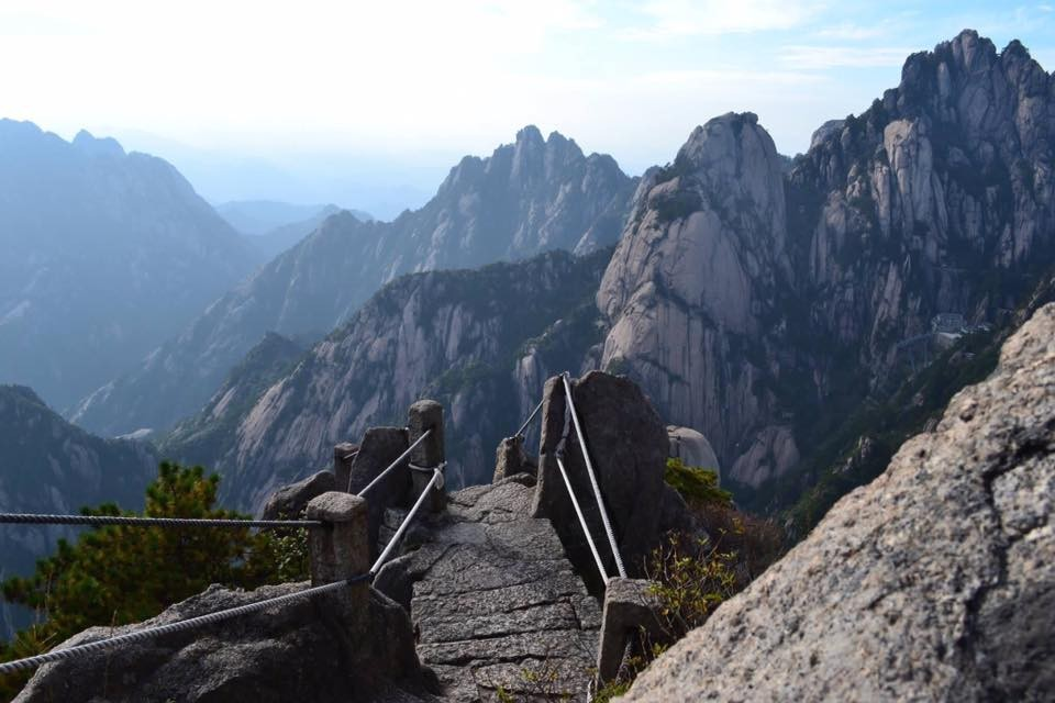 Top 10 Travel Destinations for Interns in China - Huangshan Anhui Province
