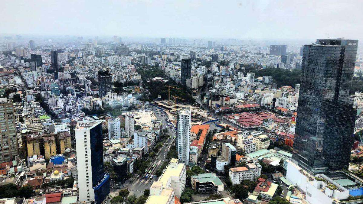 Shanghai City Scape - how do we choose a new Internship Program Locations