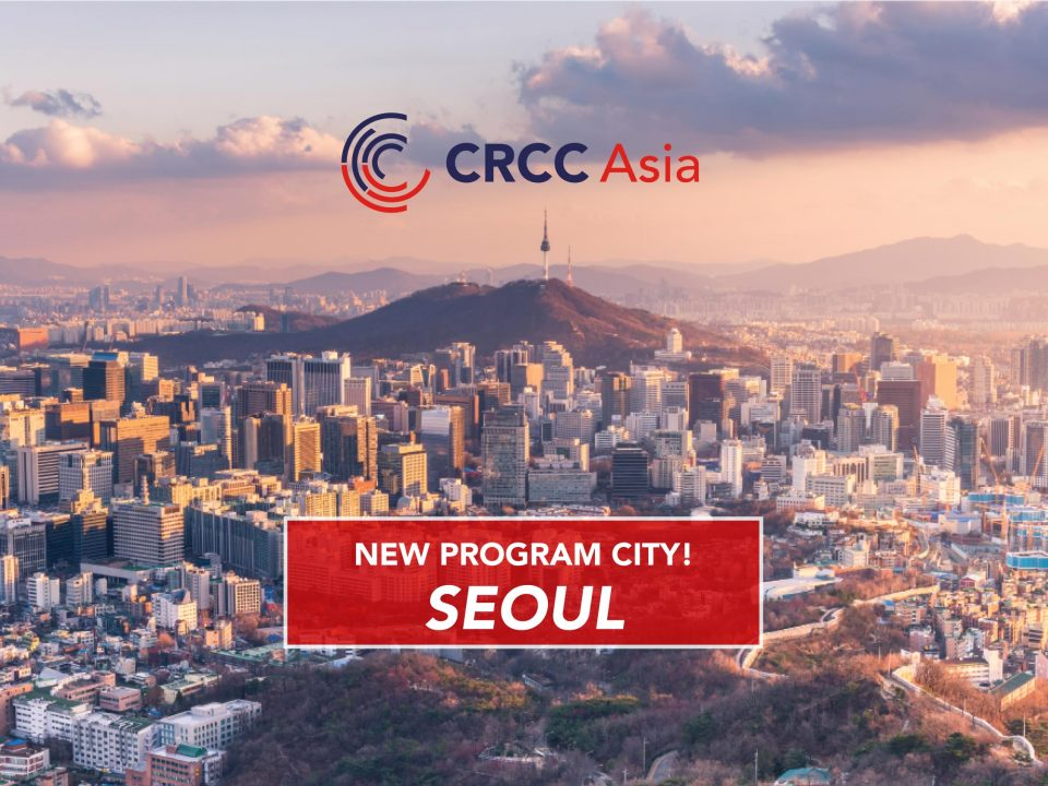 International Internships - Seoul South Korea New Program City- CRCC Asia