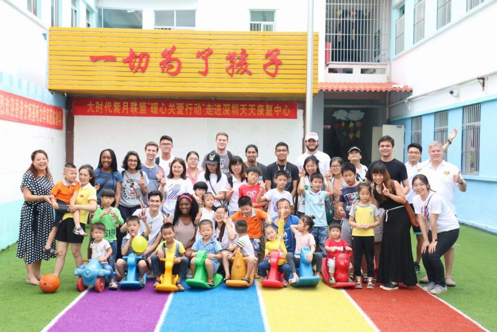 Shenzhen Internship Program   World's Leading Provider   CRCC Asia