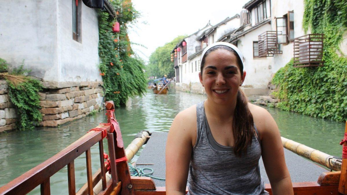 intern-in-china- Kara Leckinger