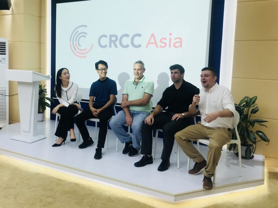 Shenzhen Internship Program | World's Leading Provider | CRCC Asia