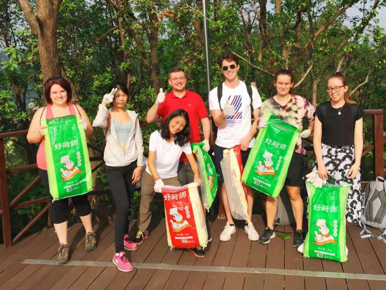 Social Responsibility | International Internships | CRCC Asia