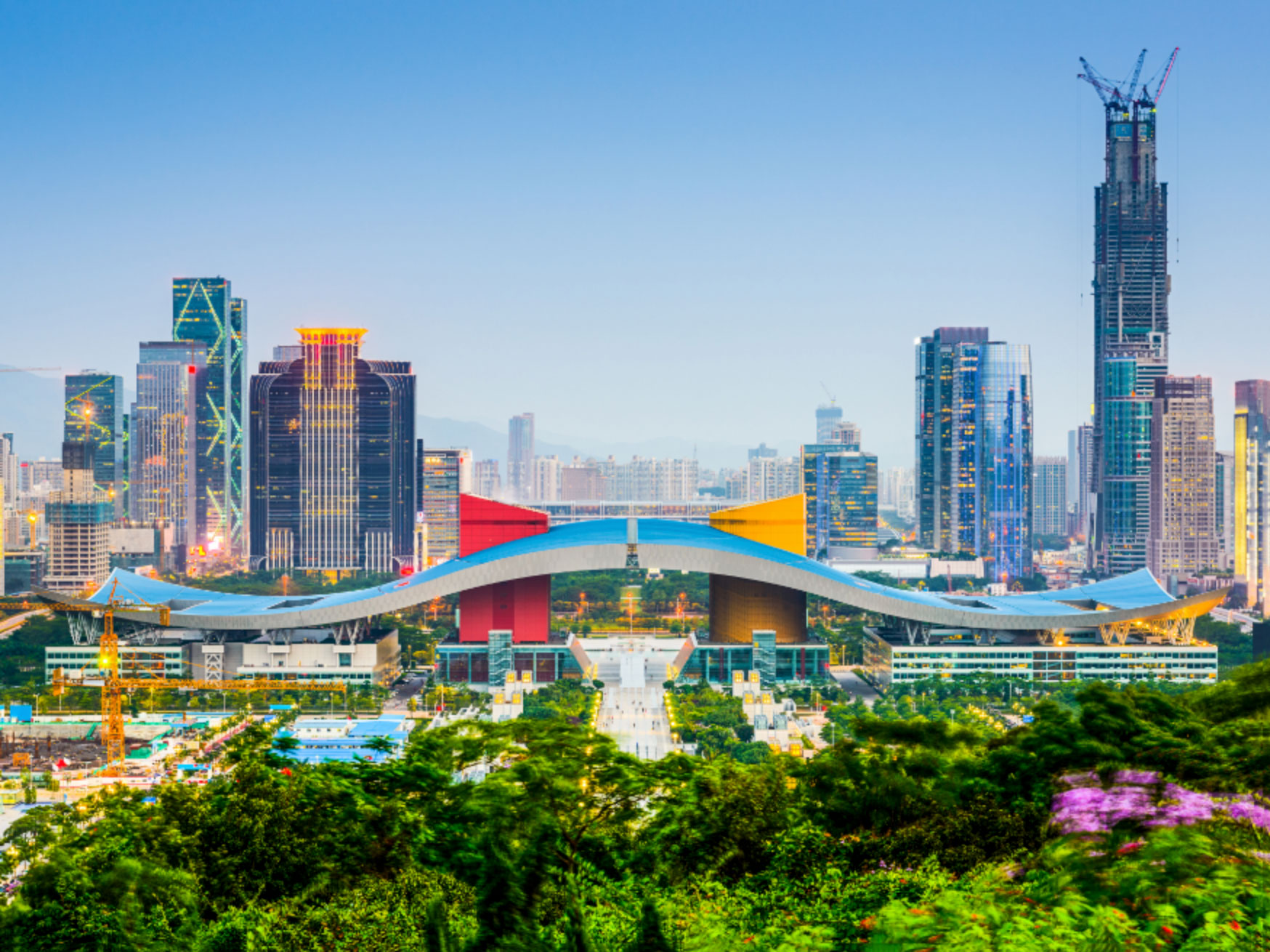 International Internships - Shenzhen Centre (Zoomed) - CRCC Asia
