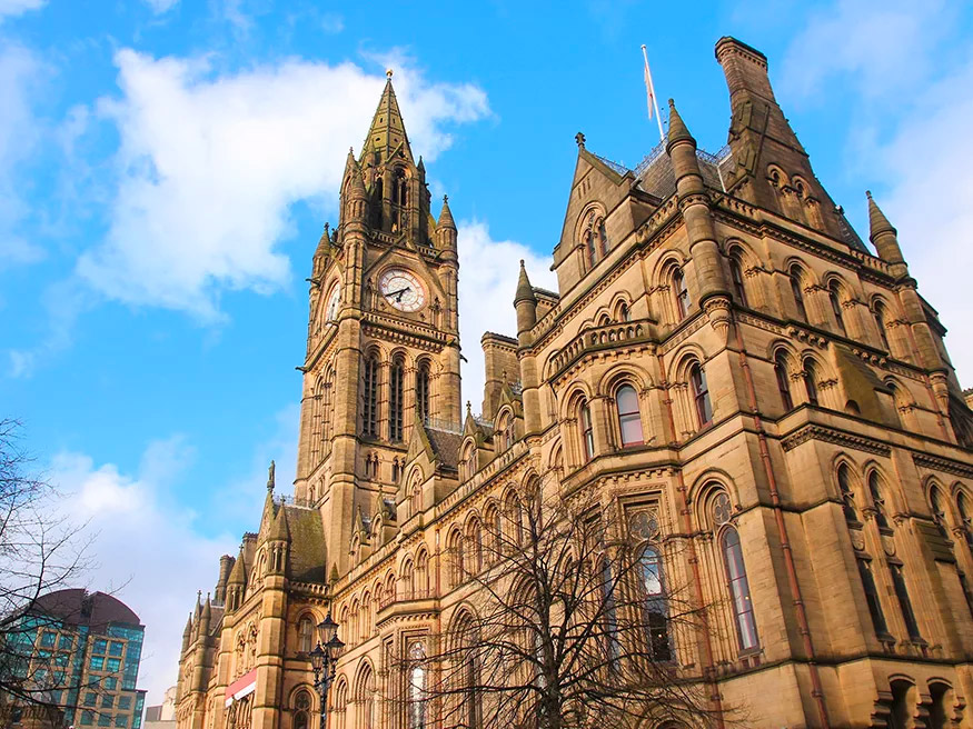 International Internships in Manchester UK - UOM - CRCC Asia