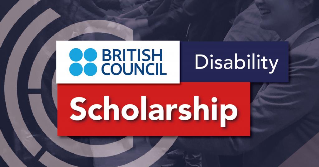 british council crcc asia disability scholarship