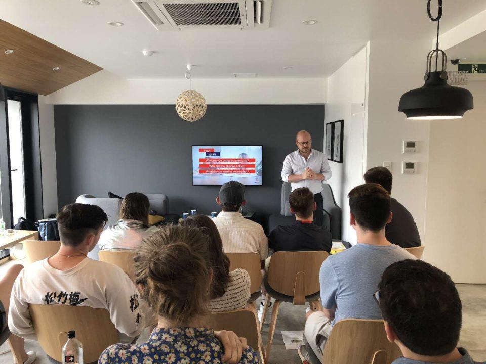 Osaka Internship Program | CRCC Asia | The World's Leading