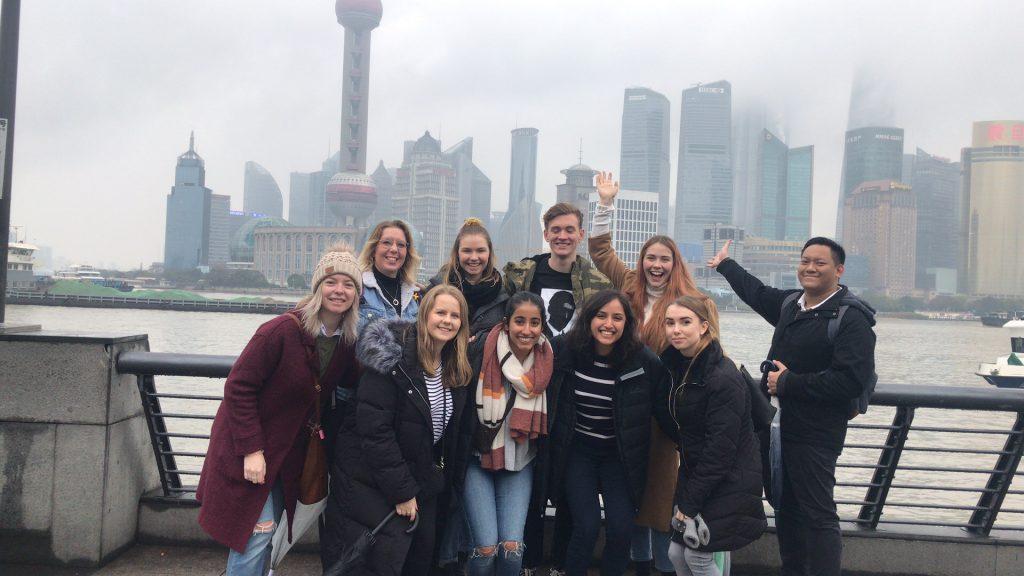 humanities internships abroad
