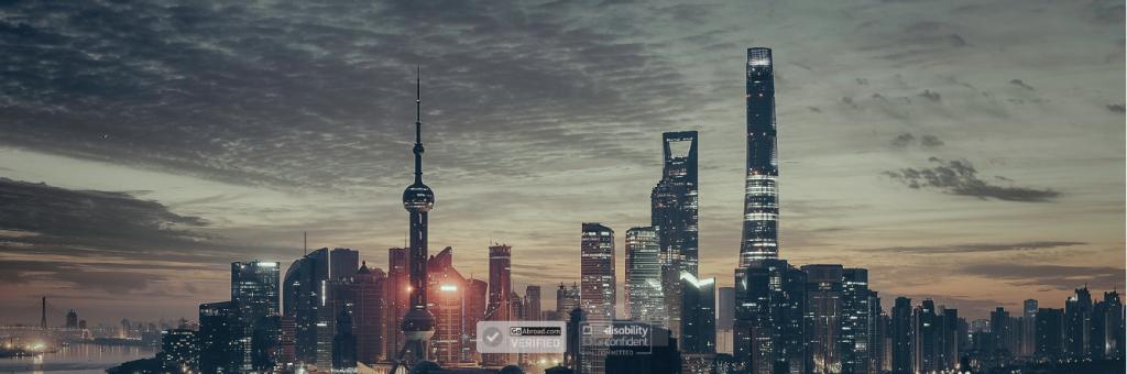 Shanghai Banner Homepage