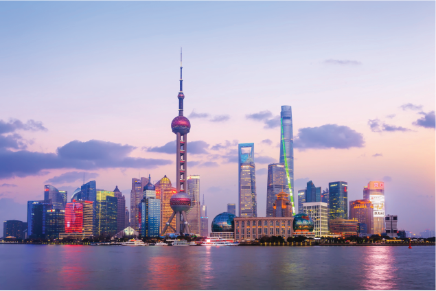 SHanghai Internship Program - Skyline