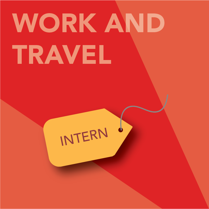 why intern abroad work and travel