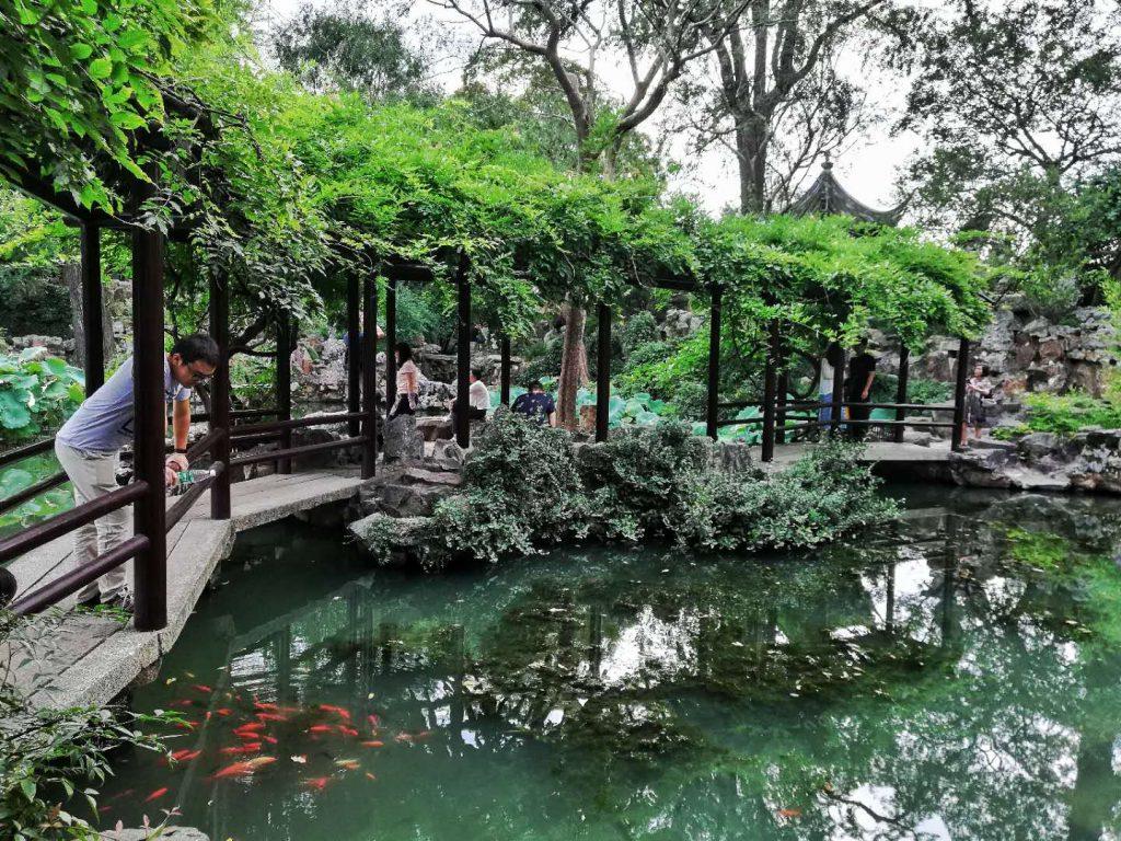 gardens in suzhou