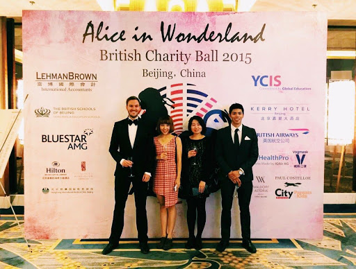 Internship Program Abroad Benefits British Charity Ball