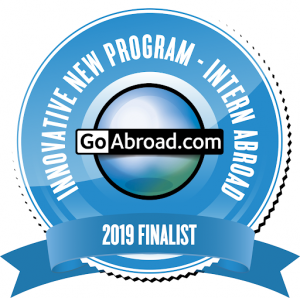 NAFSA 2019 GoAbroad Finalist Innovative New Program