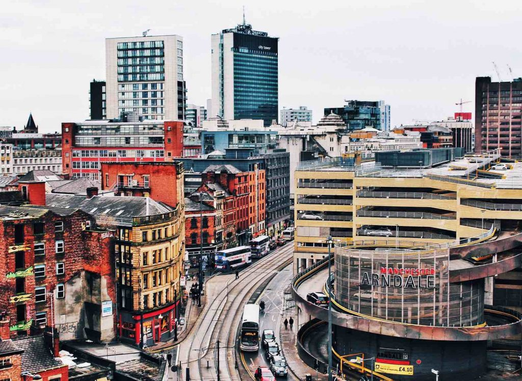 Manchester City Centre - Arndale - Internship Abroad Location