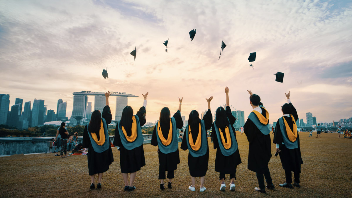 Internship after Graduation - Students in Singapore