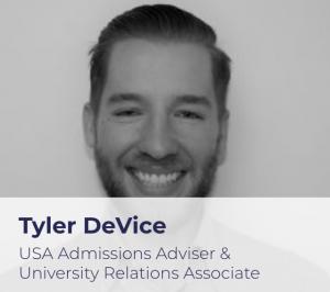 Tyler Device - AA for Intern in Tokyo