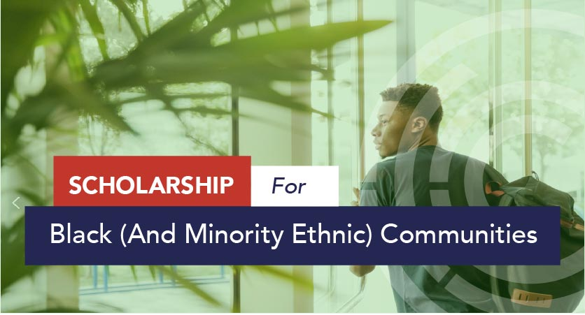 Corporate Social Responsibility Scholarship for Black (and Minority Ethnic) Communities