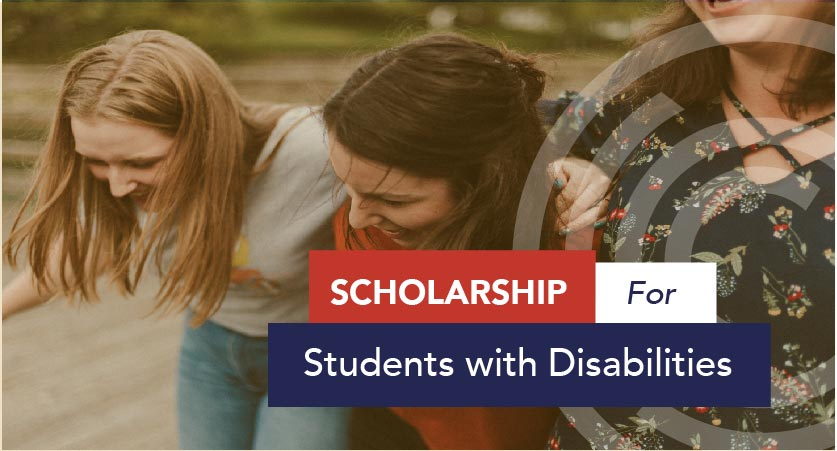 Corporate Social Responsibility Scholarship for Students with Disabilities