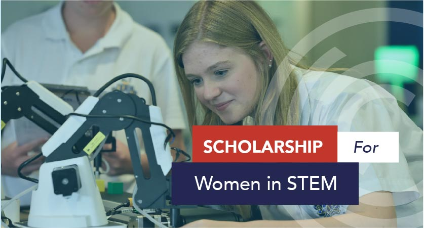 Corporate Social Responsibility Scholarship for women in STEM