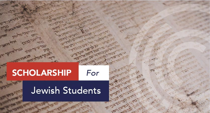 Corporate Social Responsibility Scholarship for Jewish Students