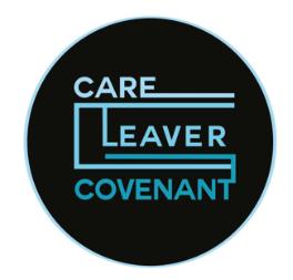 Care Leaver Covenant Logo on CSR