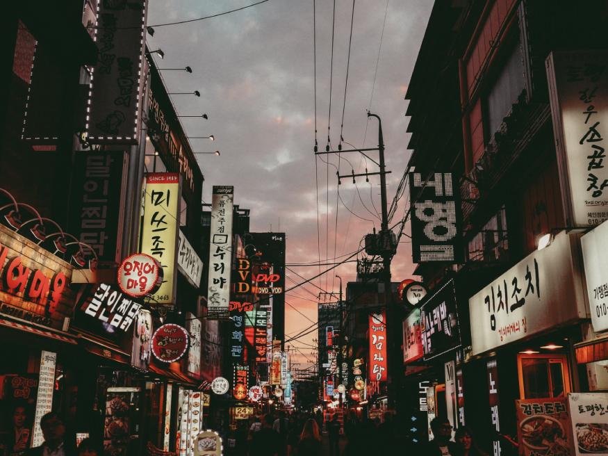 Internships in Seoul with CRCC Asia
