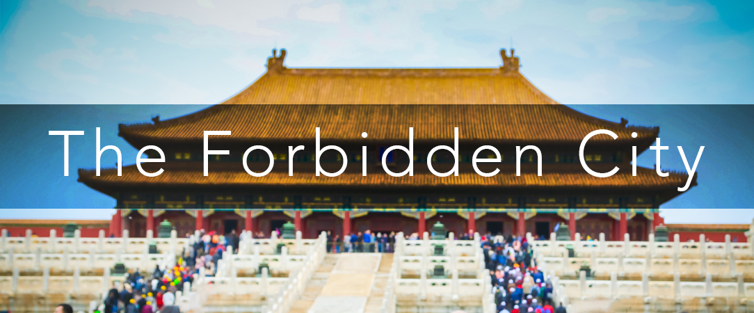 Internships in China - Forbidden City