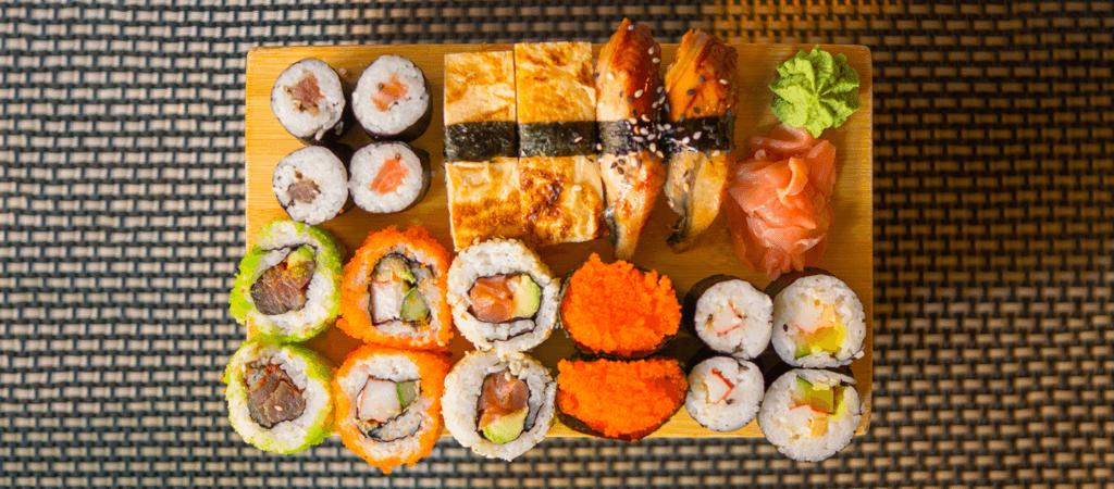 Internships in Japan - sushi