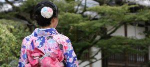 Internships in Japan - kimono