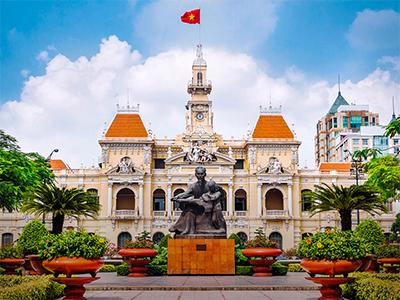 International Internships in Ho Chi Minh City Vietnam - CRCC Asia