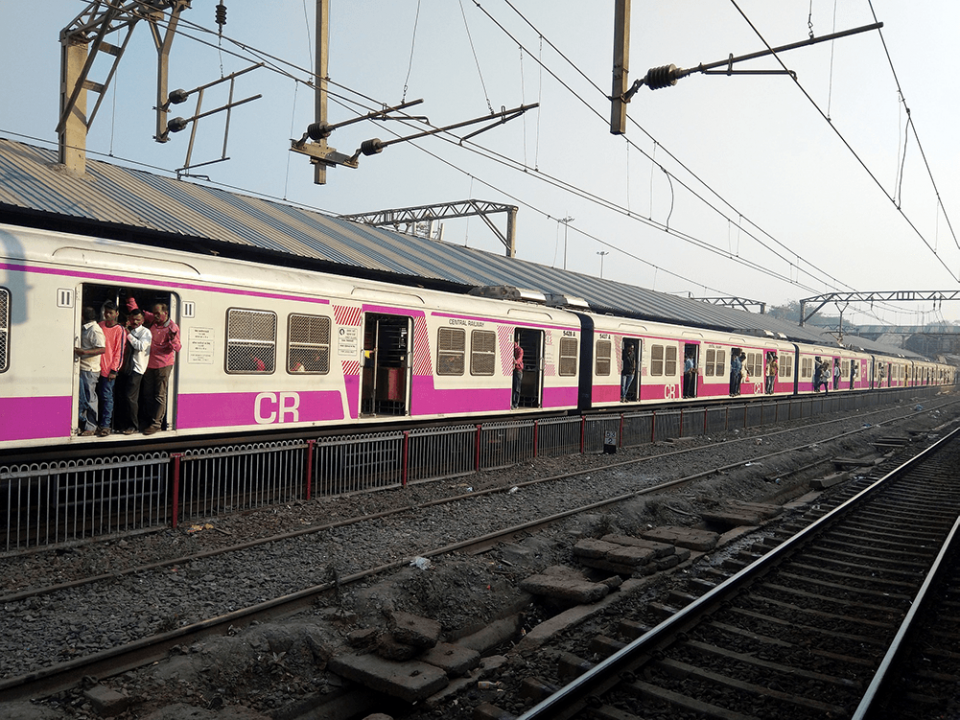 Lifeline of mumbai - hero