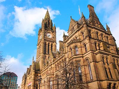 International Internships in Manchester UK - University of Manchester - CRCC Asia
