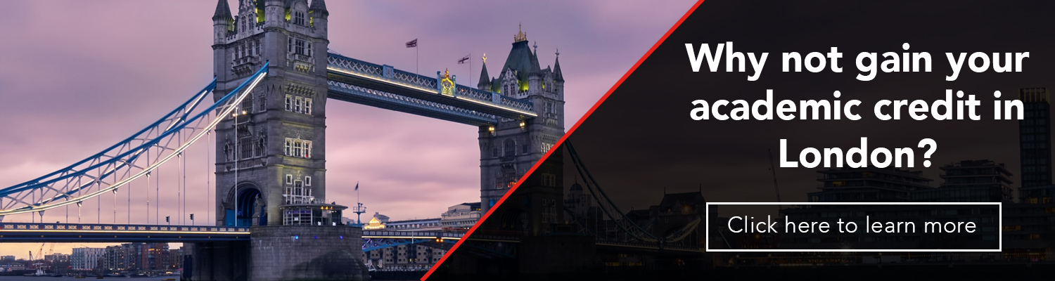 how to get academic credit - London bridge
